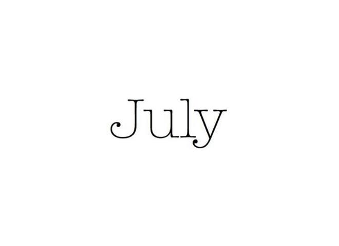 Кожен день в історії: події липня, про які ти повинна знати