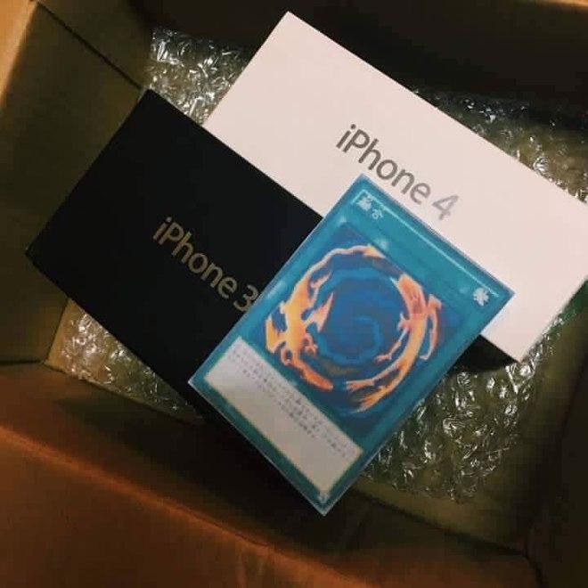 Китаянка заказала через интернет iPhone 7