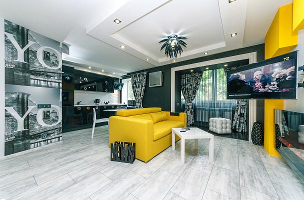 Как для себя: крутой дизайн квартир в аренду