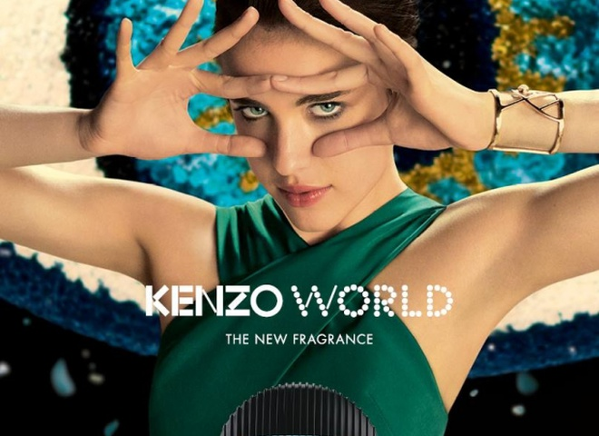 KENZO World - The new fragrance