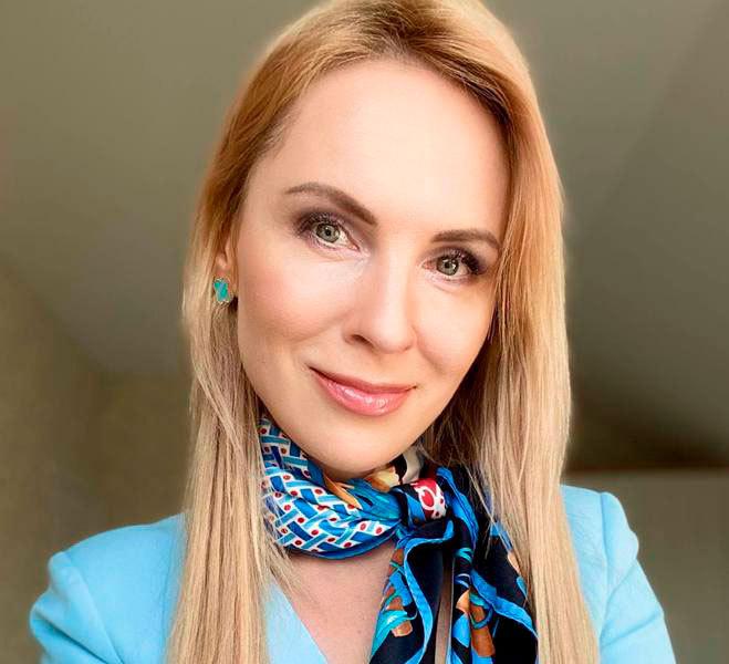 Психолог Олена Єрмоленко