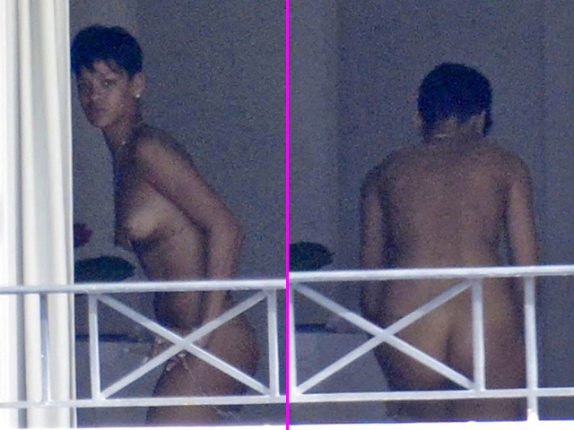 Rihanna nude photo scandal — photo 11