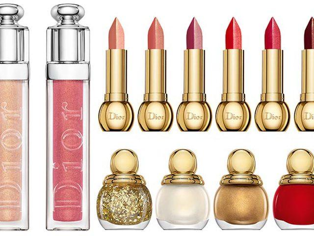Новорічна колекція макіяжу 2016 від Dior: фотоогляд ...
