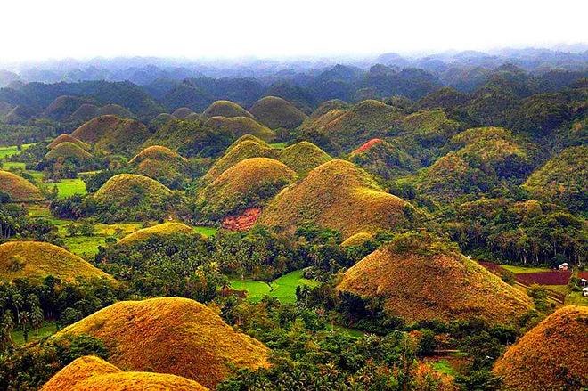 10 приголомшливих чудес природи