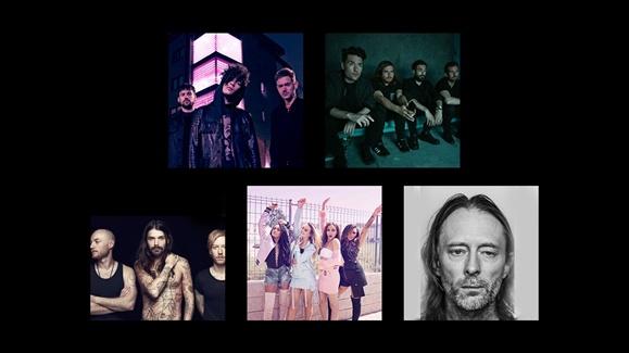 Brit Awards 2017 номинанты