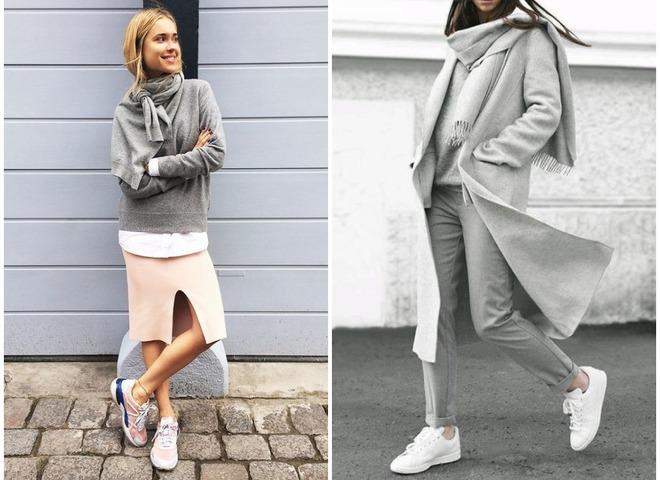 Как одеться худым девушкам