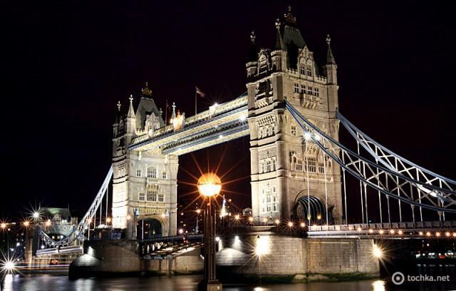 Впечатляющие фото городов Туманного Альбиона: Лондон