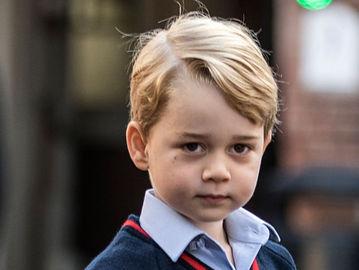 Принц Джордж Кембриджський