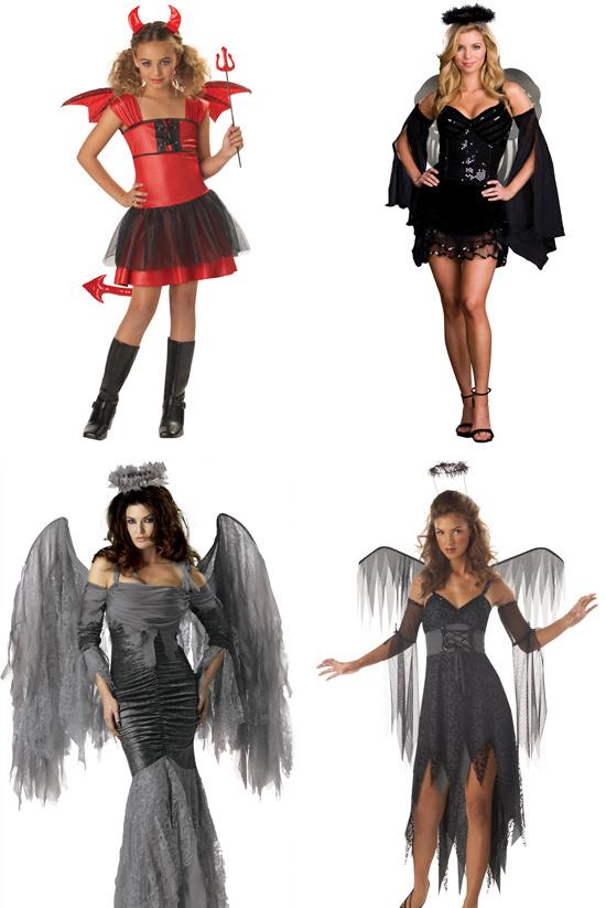 Хэллоуин костюмы своими руками