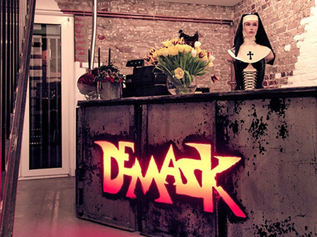 Секс-шопи світу: DeMask Dortmund