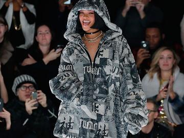 Ріанна покаже колекцію одягу на Тижні моди в Парижі