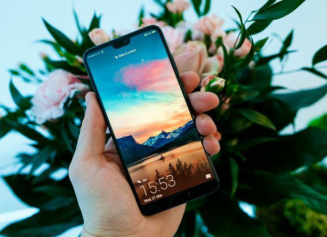 Искусственный интеллект смартфона Huawei P20 Pro