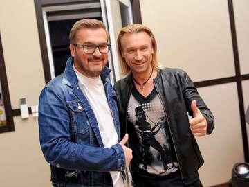 Олександр Пономарьов і Олег Винник