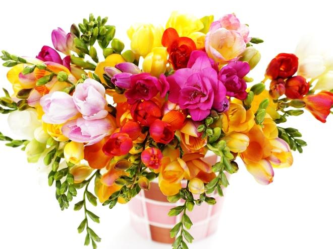 Что означают подаренные цветы