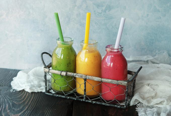 Детокс-соки і смузі: кращі рецепти і головні рекомендації