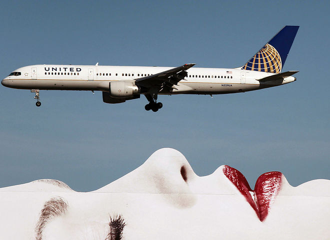Самолет.united