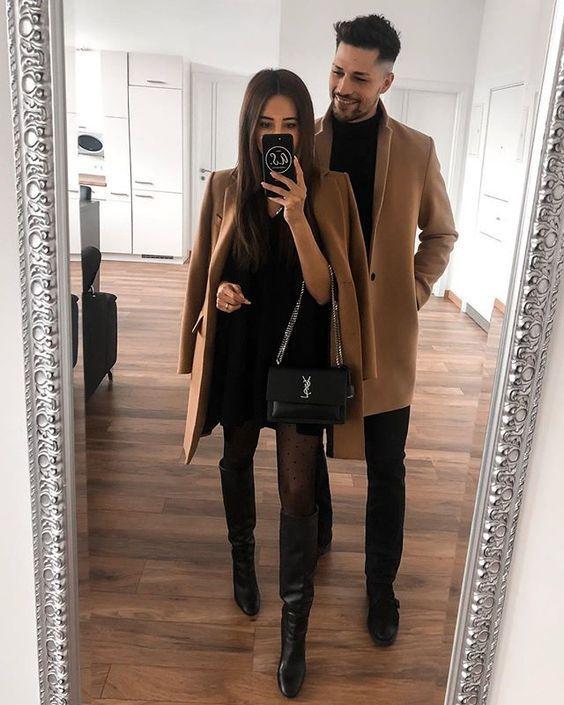 12 couple look'ов, ради которых стоит найти парня