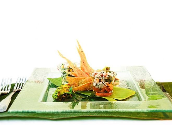 На Шрі-Ланці мистецтво «заїдають» високою кухнею