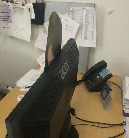 Как спастись от жары на работе