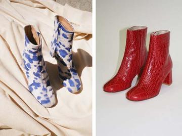 Модная обувь на теплую осень