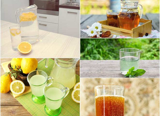 Березовый сок: рецепты ценного напитка (фото)