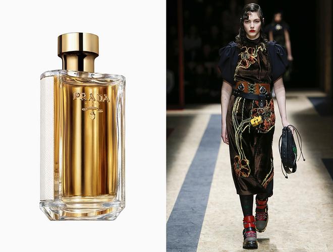 Ароматний дует: Prada випустив парний парфум La Femme і L'Homme