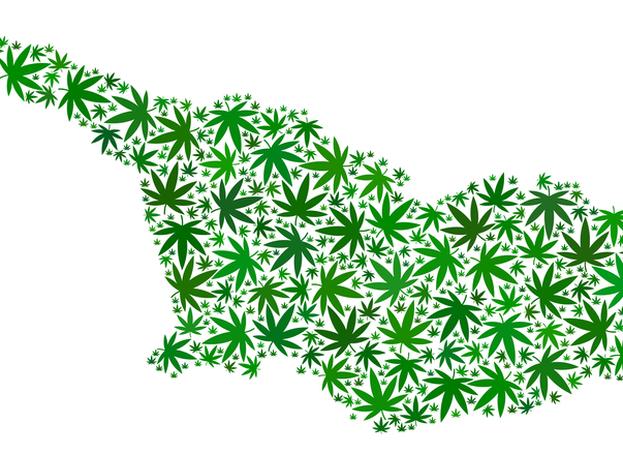 Грузія марихуана