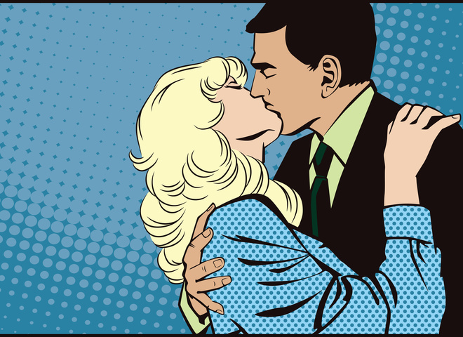 Пройди 6 стадий отношений с любимым