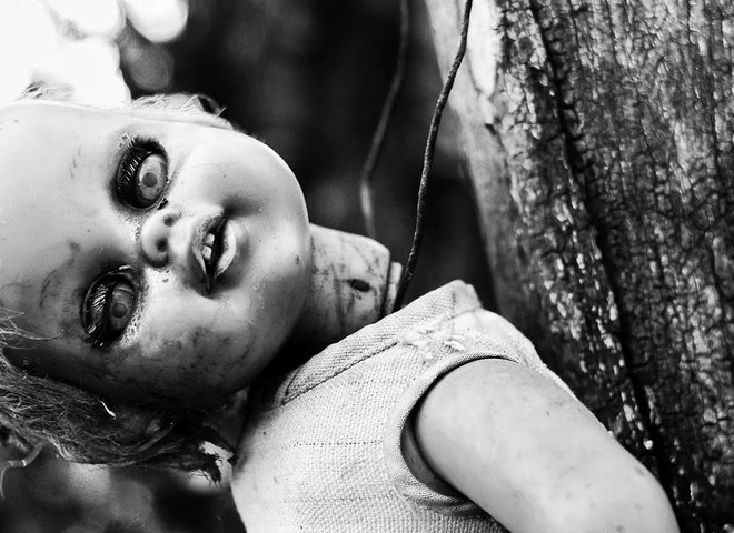 Самые страшные места на Земле: Остров заброшенных кукол в Мексике