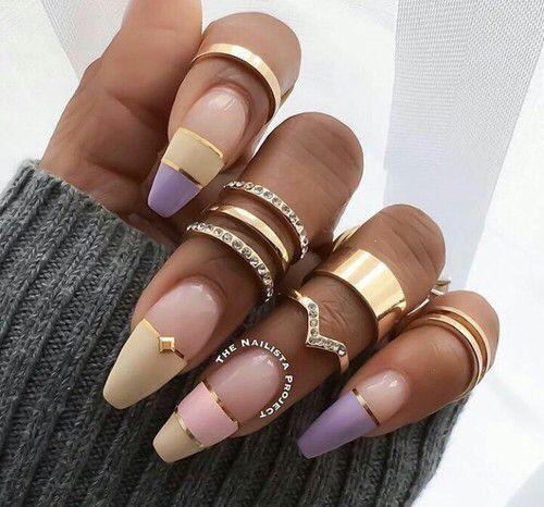 Пуанти: модна форма нігтів 2019-2020