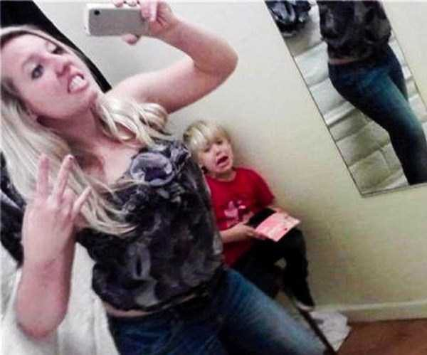Мамы, за которых стыдно