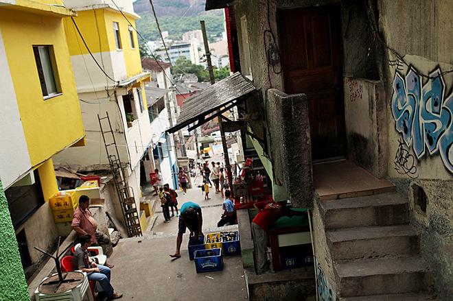 Фавели Ріо-де-Жанейро