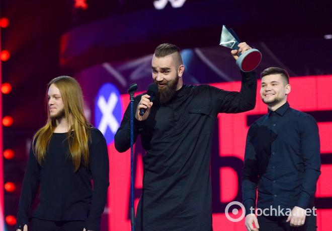 M1 Music Awards 2016: стали известны победители премии (фото)