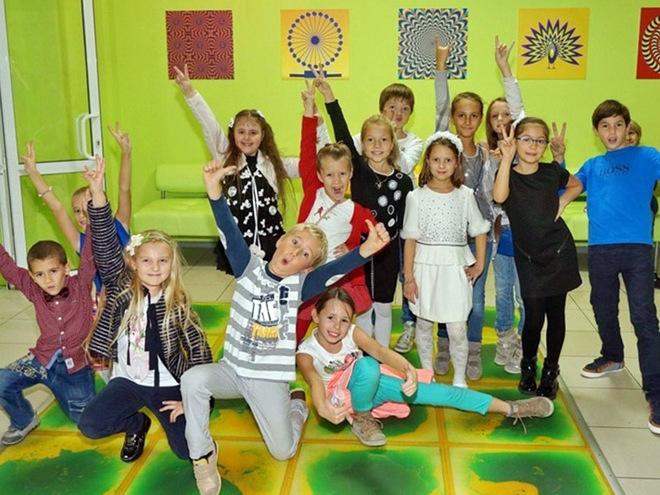 Літній табір для дітей 2016: ICEA Summer Camp