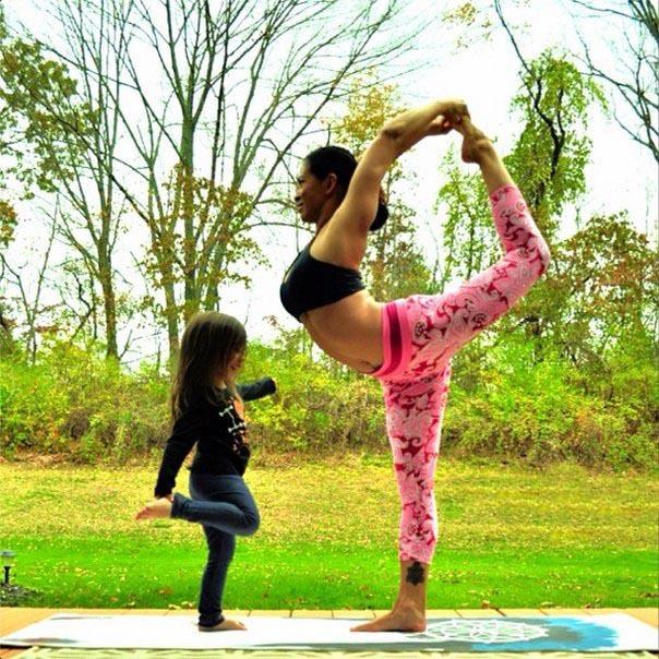 Позитивная йога Лоры Касперзак