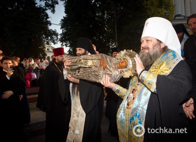 Богородиця у Києві