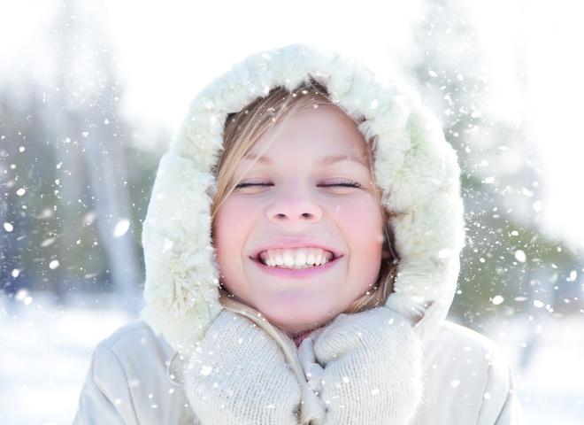 Как защитить губы зимой