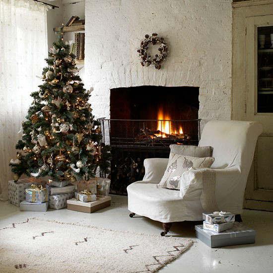 Різдвяні інтер'єри