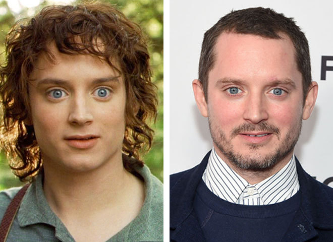 Фродо: Элайджа Вуд