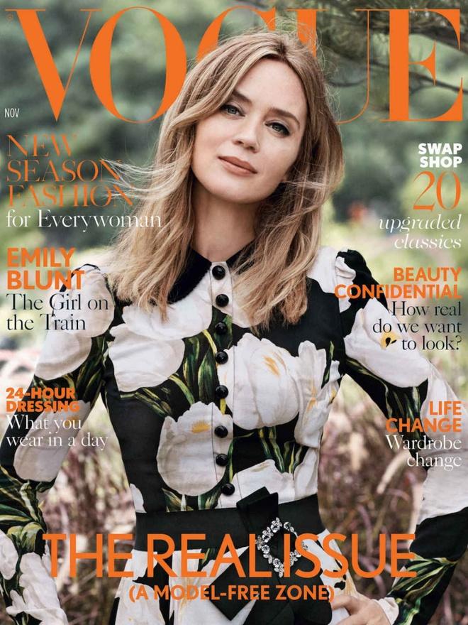 Британський Vogue випустить номер без моделей
