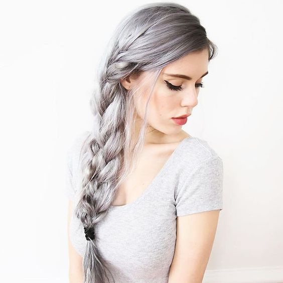 Модні зачіски зима 2018
