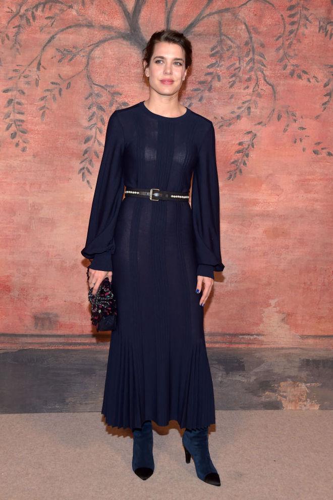 Знаменитости на Chanel Cruise 2017/2018 Collection