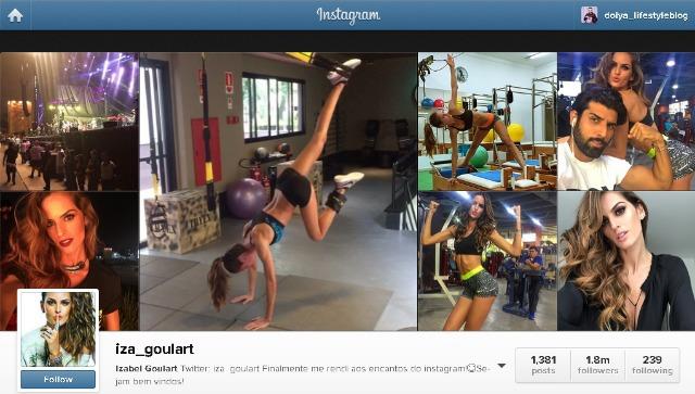 Instagram sport