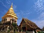 Чианг-Май фото: храм Ват Чианг-Ман
