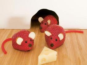 Арт из фруктов в домашних условиях