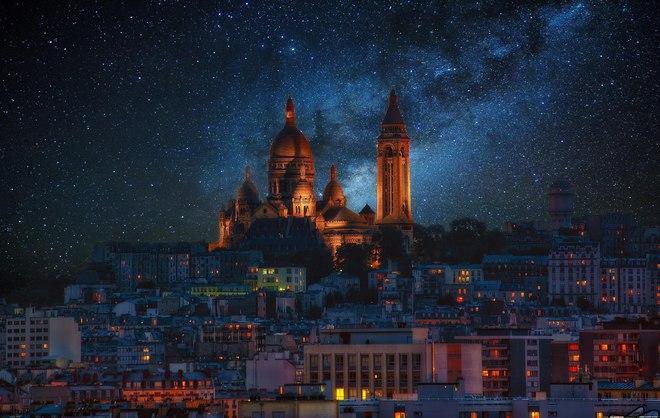 Люди мистецтва вибирають Монмартр: найвідоміший район Франції