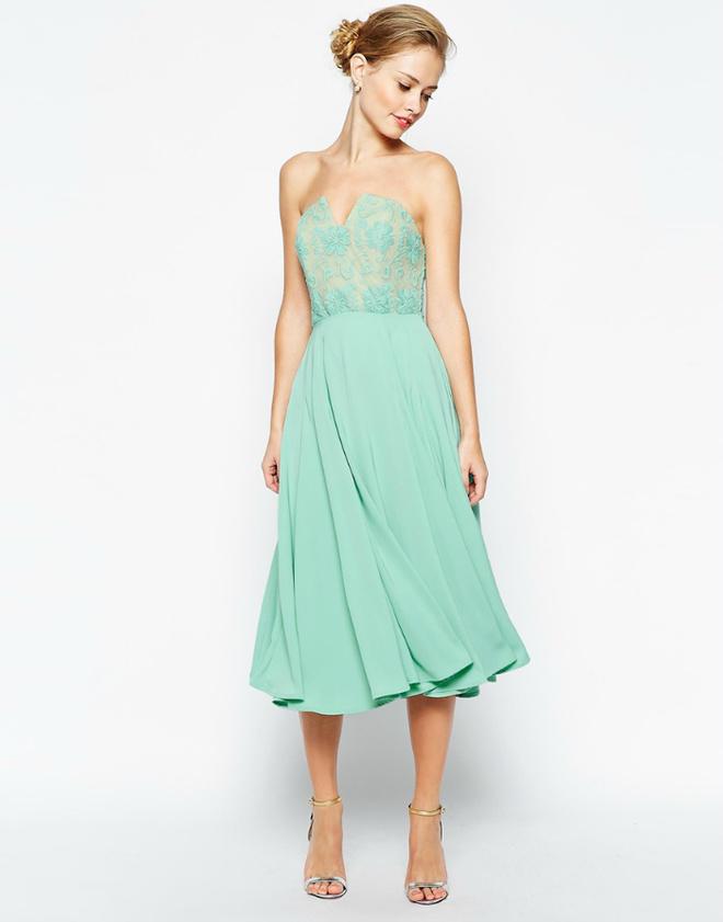Платья в стиле старого Голливуда