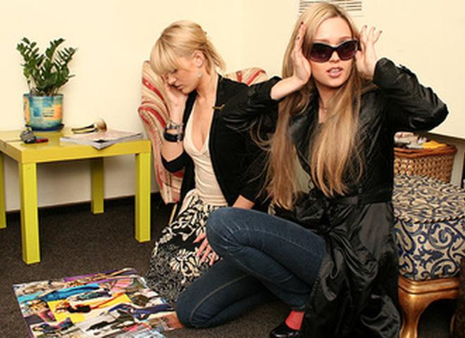 Наташа и Лена готовят новый имидж