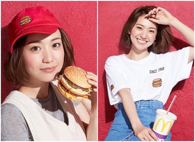 Макдональдс коллекция одежды и аксессуаров