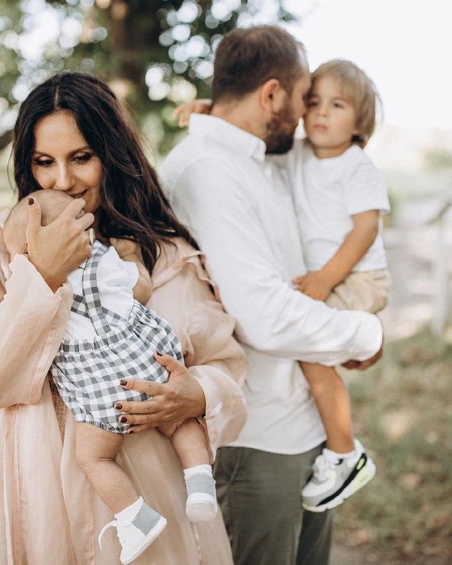 Семейная фотосессия с Джамалой